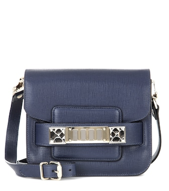 Proenza Schouler - PS11 Tiny leather crossbody bag - mytheresa.com