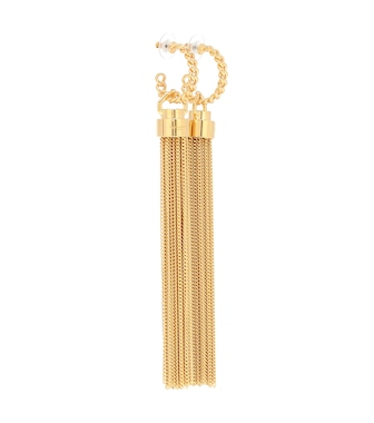 Saint Laurent - Tassel earrings - mytheresa.com