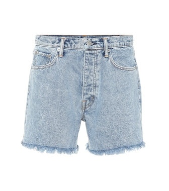 Helmut Lang - Shorts in denim - mytheresa.com