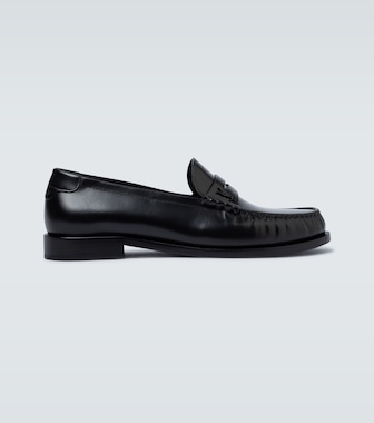 Saint Laurent - Twenty 15 penny loafers - mytheresa.com