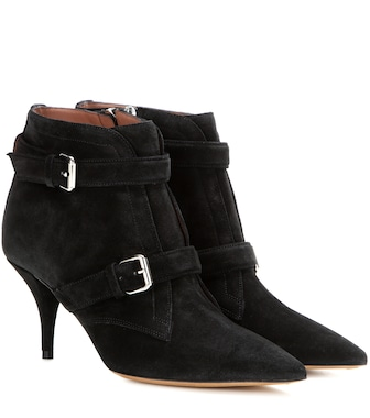 Tabitha Simmons - Fitz 75 suede ankle boots - mytheresa.com