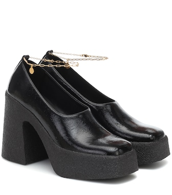 Stella McCartney - Platform pumps - mytheresa.com