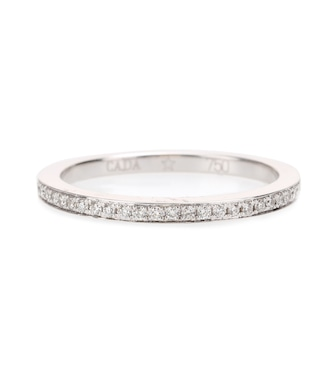 Cada - Bague en or blanc 18 ct et diamants Tiny Kate - mytheresa.com