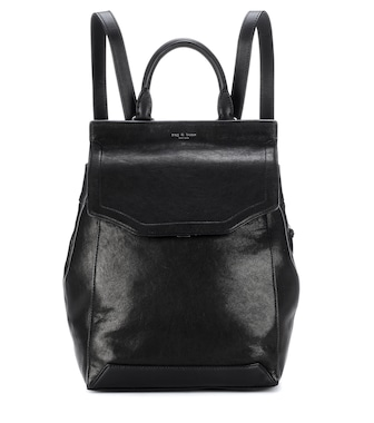 Rag & Bone - Pilot leather backpack - mytheresa.com