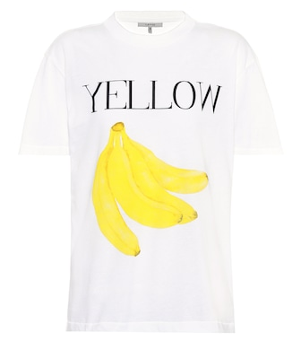 Ganni - Harway printed cotton T-shirt - mytheresa.com