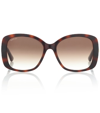 Gucci - Square sunglasses - mytheresa.com