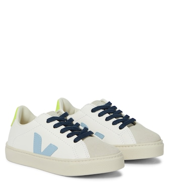 Veja Kids - Esplar leather sneakers - mytheresa.com