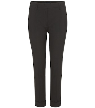 Prada - Wool trousers - mytheresa.com