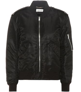 Saint Laurent - Bomber jacket - mytheresa.com