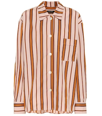Isabel Marant - Venice striped cotton shirt - mytheresa.com