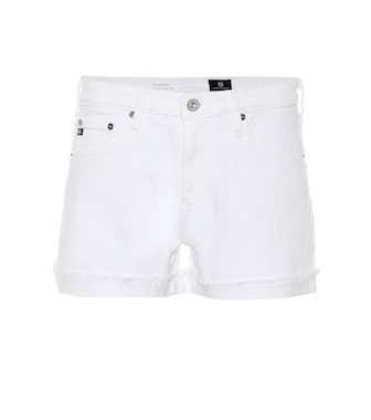 AG Jeans - Hailey high-rise denim shorts - mytheresa.com