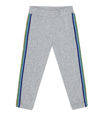 Stella McCartney Kids - Cotton trackpants - mytheresa.com