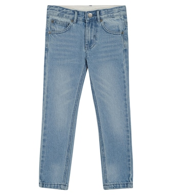Stella McCartney Kids - Mid-Rise Straight Jeans - mytheresa.com