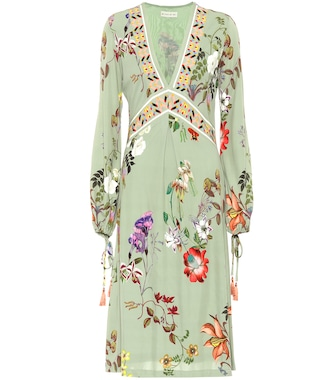 Etro - Floral-printed dress - mytheresa.com