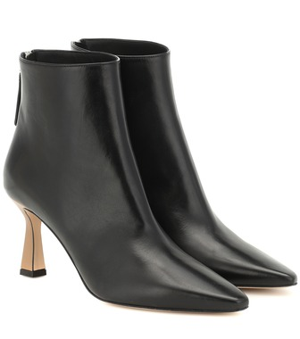 Wandler - Lina leather ankle boots - mytheresa.com