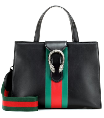 Gucci - Dionysus Small leather tote - mytheresa.com
