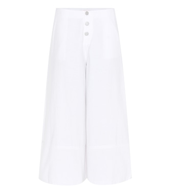 See By Chloé - Cotton culottes - mytheresa.com