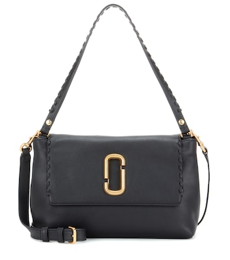 Marc Jacobs - Noho leather shoulder bag - mytheresa.com
