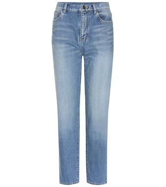 Saint Laurent - Boyfriend jeans - mytheresa.com