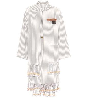 X Paulas Ibiza striped cotton shorts Loewe choKD5ka