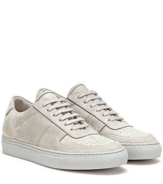 Common Projects - BBall Low nubuck sneakers - mytheresa.com