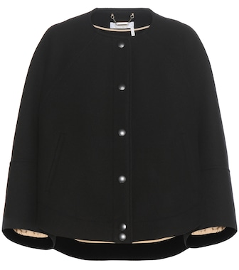 Chloé - Virgin wool-blend jacket - mytheresa.com