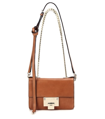 Jimmy Choo - Rebel Soft Mini leather shoulder bag - mytheresa.com