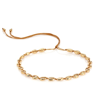 TOHUM Design - Concha Puka 22kt gold-plated necklace - mytheresa.com