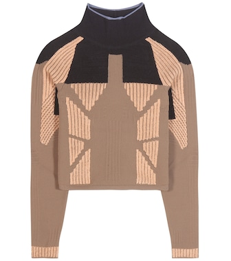 Yeezy - Cropped top (SEASON 3) - mytheresa.com