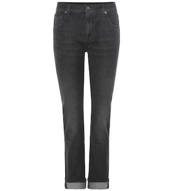 7 For All Mankind - Relaxed Skinny Girlfriend jean - mytheresa.com