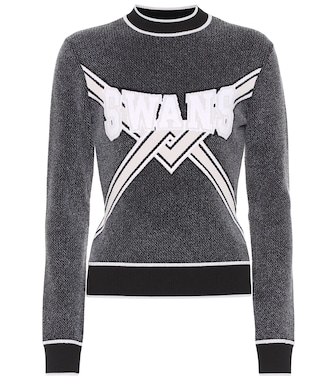 Off-White - Embroidered sweater - mytheresa.com