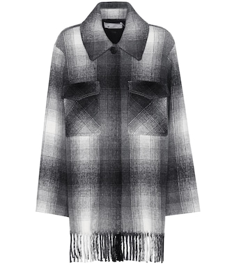 T by Alexander Wang - Wool-blend coat - mytheresa.com