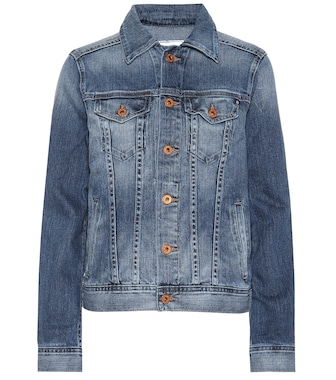 AG Jeans - The Mya denim jacket - mytheresa.com