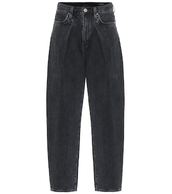 Goldsign - The Curved high-rise jeans - mytheresa.com