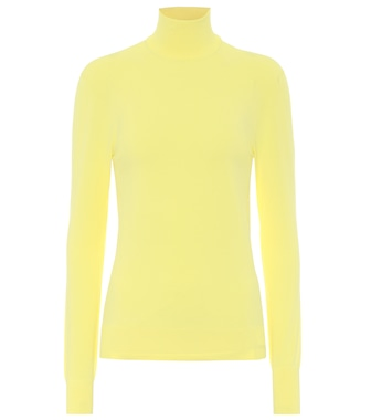 Bottega Veneta - Stretch mockneck top - mytheresa.com