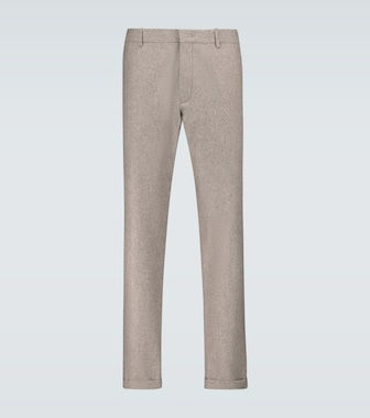 Caruso - Regular-fit wool pants - mytheresa.com