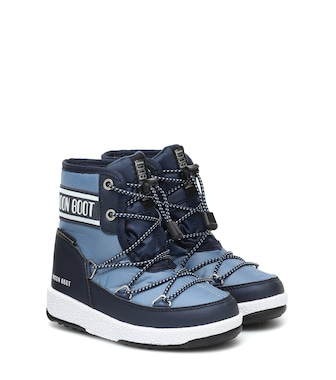 Moon Boot Kids - Nylon boots - mytheresa.com