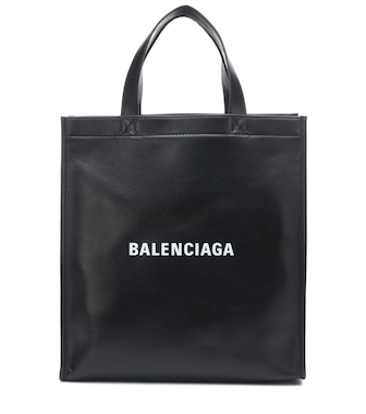 Balenciaga - Maket leather tote - mytheresa.com