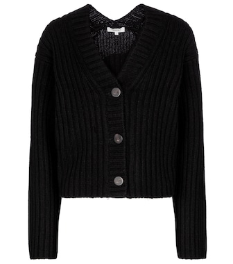 Vince - Wool and cashmere cardigan - mytheresa.com