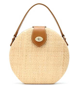 Kayu - Wicker shoulder bag - mytheresa.com