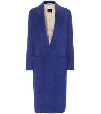 By Malene Birger - Nulania cotton-blend coat - mytheresa.com