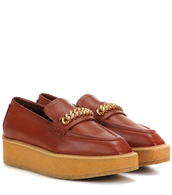 Stella McCartney - Plateau-Loafers Evoradax - mytheresa.com