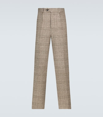 Éditions M.R - Nathan cropped wool pants - mytheresa.com