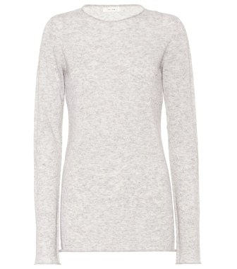 The Row - Nolita cashmere and silk sweater - mytheresa.com