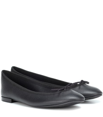 Repetto - Cendrillon leather ballet flats - mytheresa.com