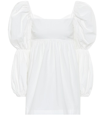 Rejina Pyo - Kayla cotton-poplin top - mytheresa.com