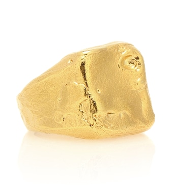 Alighieri - The Lost Dreamer 24kt gold-plated ring - mytheresa.com