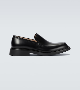 Bottega Veneta - Loafers The Level aus Leder - mytheresa.com