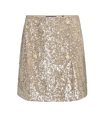 ROTATE BIRGER CHRISTENSEN - London sequined miniskirt - mytheresa.com