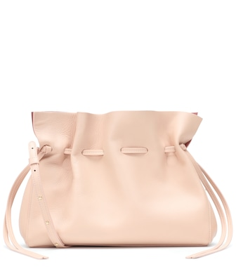 Mansur Gavriel - Protea leather shoulder bag - mytheresa.com